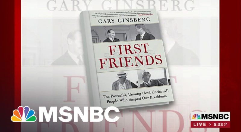 The Close Friendships That Helped Shape American History | MSNBC 1