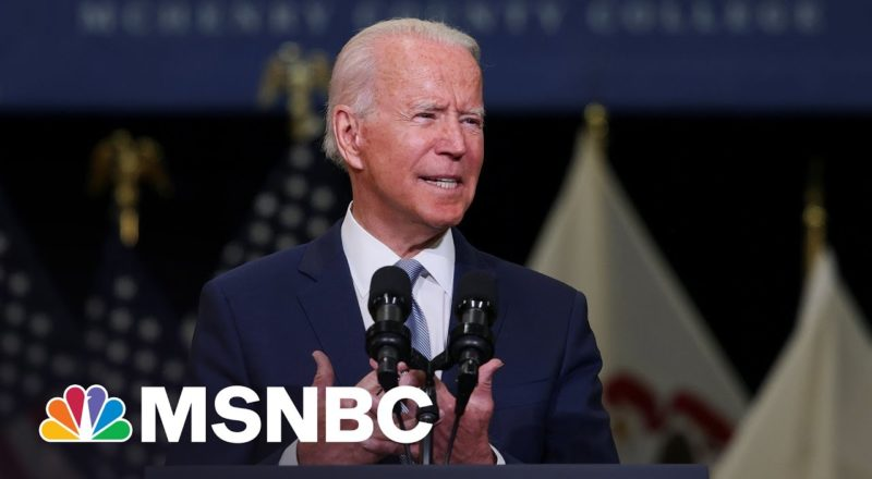 Biden Calls For Investments In 'Human Infrastructure' 1