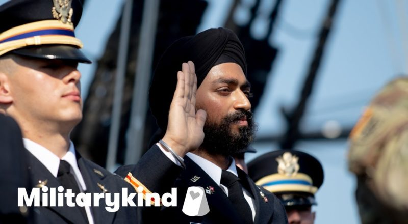 Sikh soldier honors his religion and country | Militarykind 1