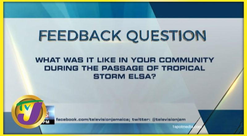 Feedback Question   TVJ News - July 5 2021 1