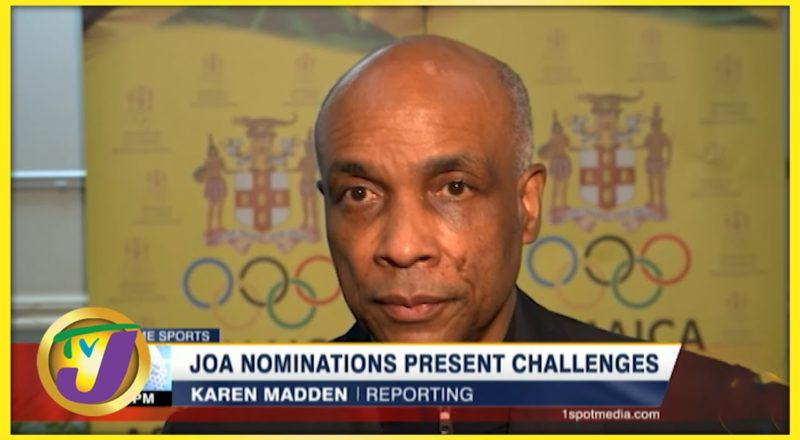 JOA Nominations Present Challenges - July 5 2021 1