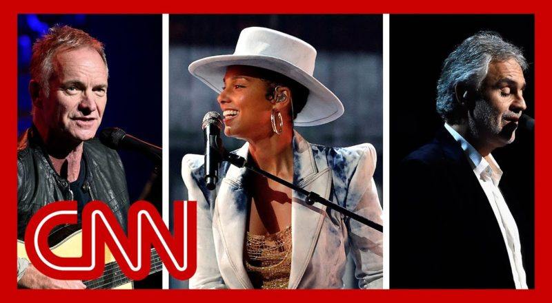 Vax India Now | Featuring Alicia Keys, Sting, Andrea Bocelli, + More! 2