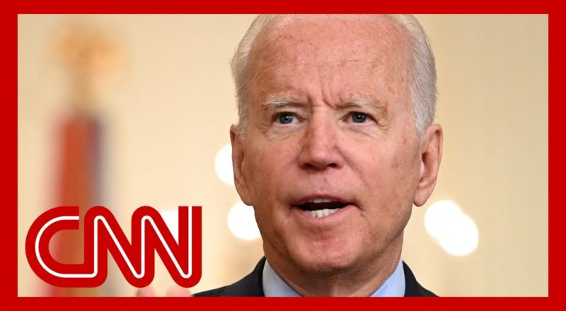 Biden defends pulling US out of Afghanistan as Taliban advances 1