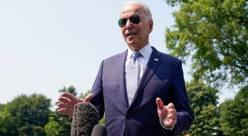 U.S. President Joe Biden reacts to the assassination of Haiti President Jovenel Moise 1