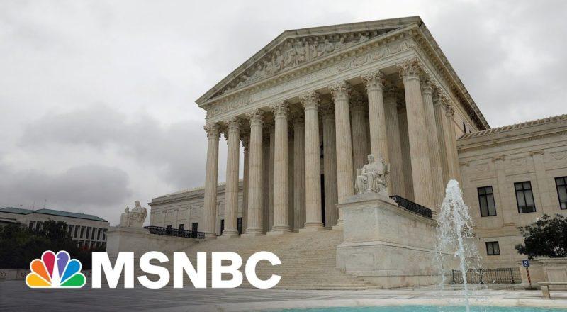 Supreme Court Upholds Restrictive Arizona Voting Law   MSNBC 1