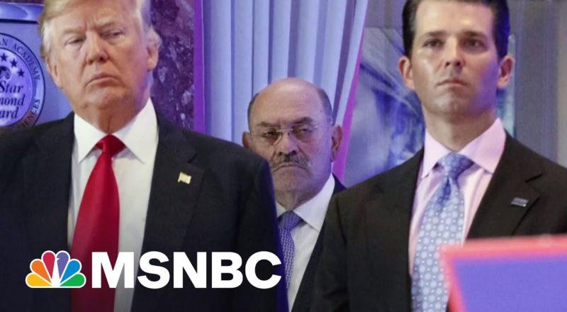 Trump Family Drama: 45 Facing Criminal Probe As Ivanka Dodges Cohen 6