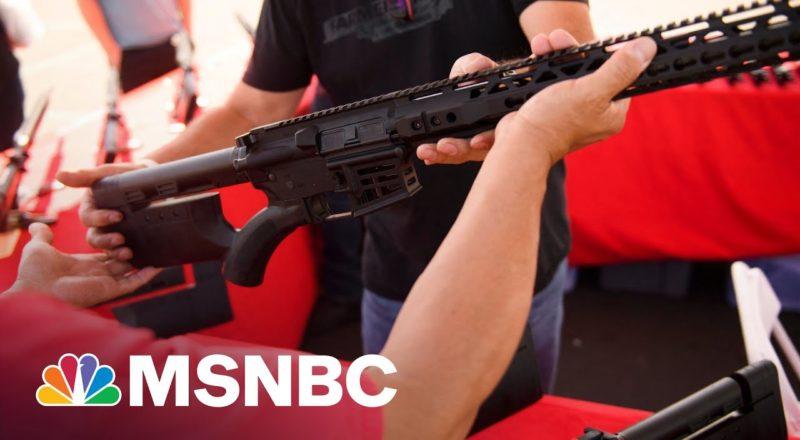 Democrats Get Creative In Effort To Stem Gun Violence | MSNBC 2