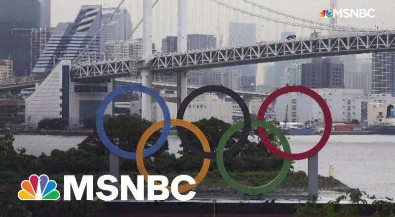 Japan Will Not Allow Spectators At Tokyo Olympics | MSNBC 8