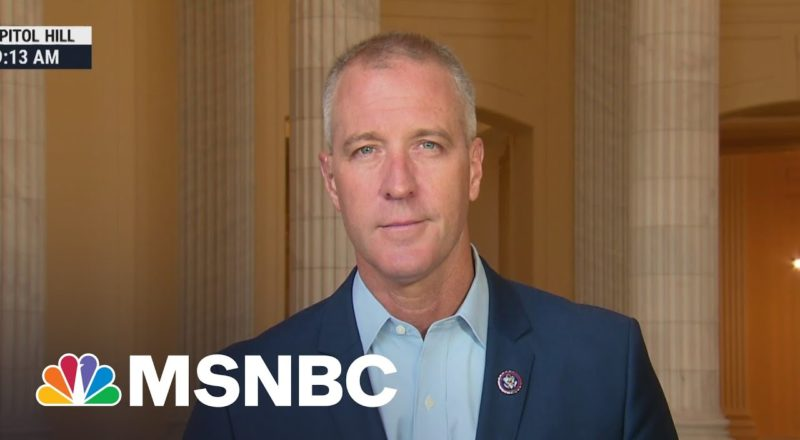 Rep. Sean Patrick Maloney On Jan. 6 Riot Investigation | MSNBC 1