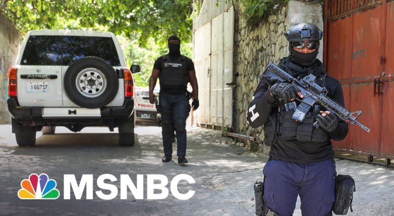 Haiti Under Martial Law, State Of Emergency 1