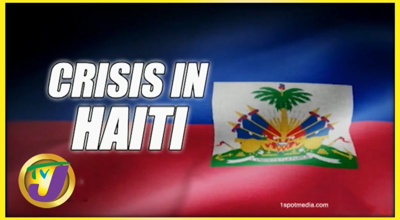 Crisis in Haiti   State of Siege & Uncertainty   TVJ News - July 7 2021 1