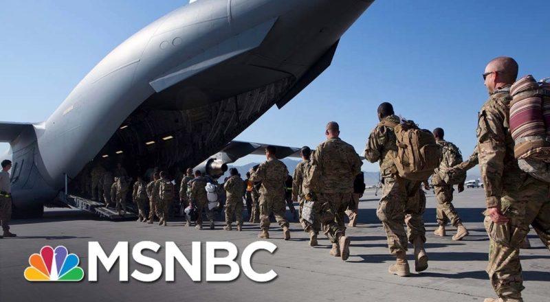 Afghanistan Veteran: Biden Plan To Remove Troops 'Feels Wrong' 1