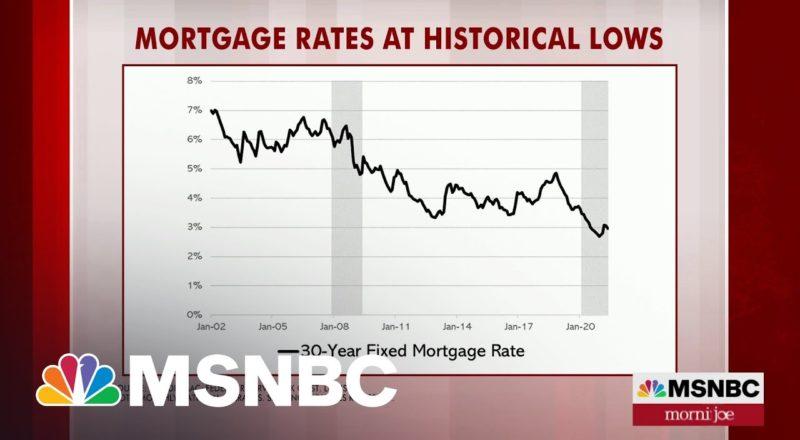 Joe: 'The Housing Market Is Crazy Everywhere' | MSNBC 4