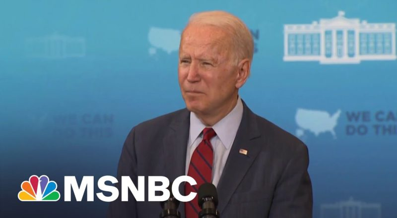 Biden To Deliver Voting Rights Speech In Philadelphia Next Week 7