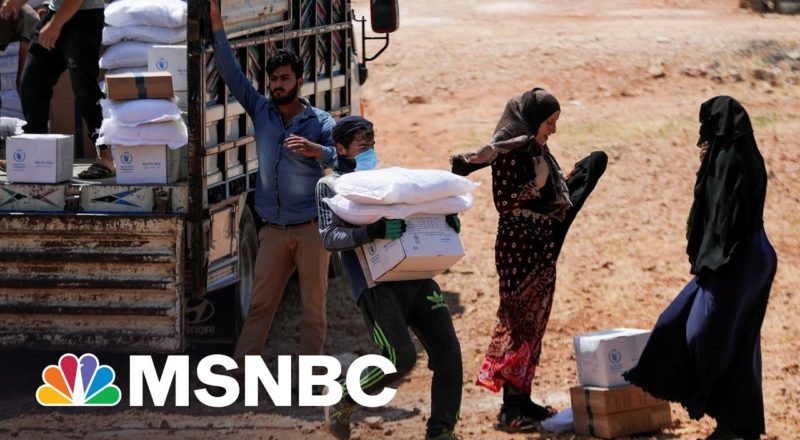 U.N. Passes Resolution To Keep Syrian Border Open For Humanitarian Aid 1