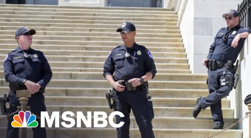 U.S. Capitol Police May Be Forced To Furlough Officers Due To Cash Crunch 3