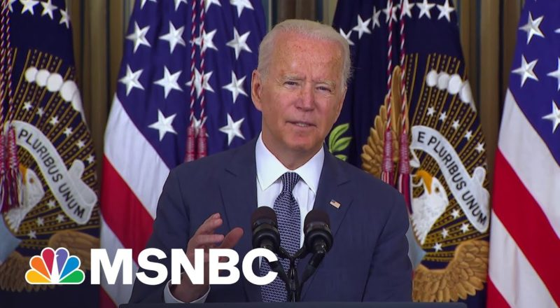 Biden Signs Sweeping Executive Order To Boost Competition In US Economy 1