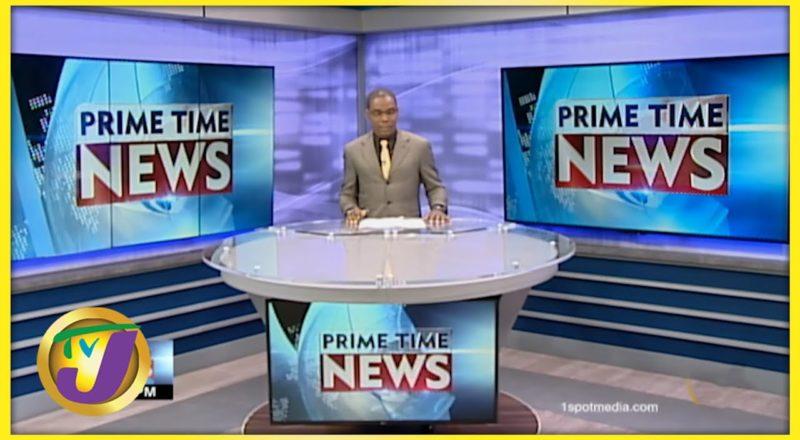 Jamaican News Headlines | TVJ News - July 8 2021 1