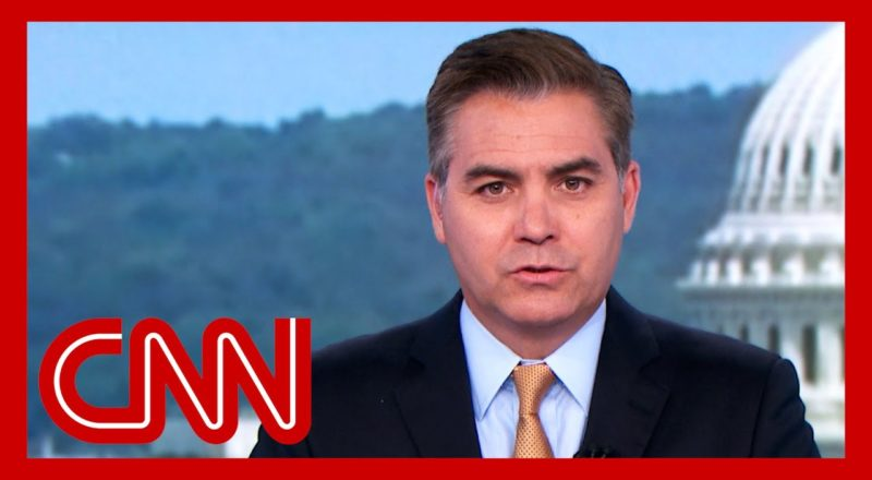 Acosta to Trump: Take your fake WH seal and play president elsewhere 3