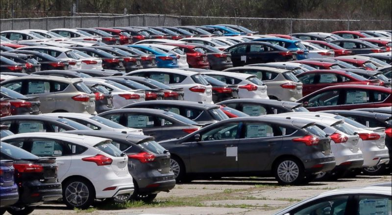 The COVID-19 pandemic is causing used car prices to skyrocketing across Canada 1