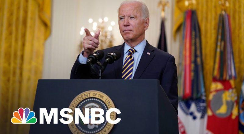 Republicans Struggle To Make Their Attacks On Biden Stick 1