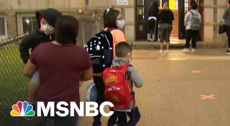 Breaking Down CDC Guidance On Sending Kids Back To School 1