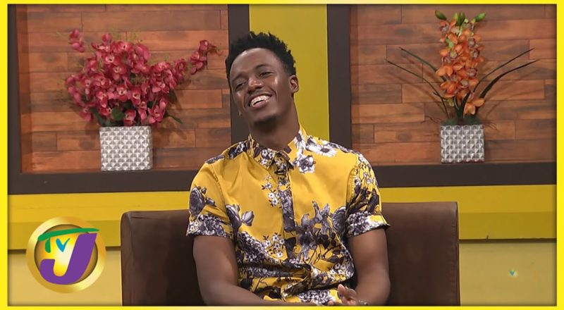 Romain Virgo | The Song Beautiful to Me Interpretation | TVJ Smile Jamaica 1