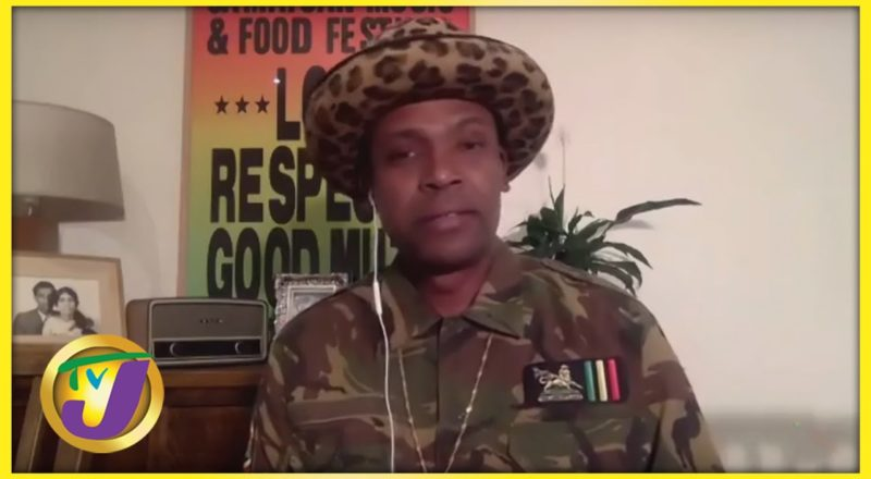 Lincoln 'Stick Mareebo' Edwards | Mixing Meals & Melodies | Smile Jamaica 1