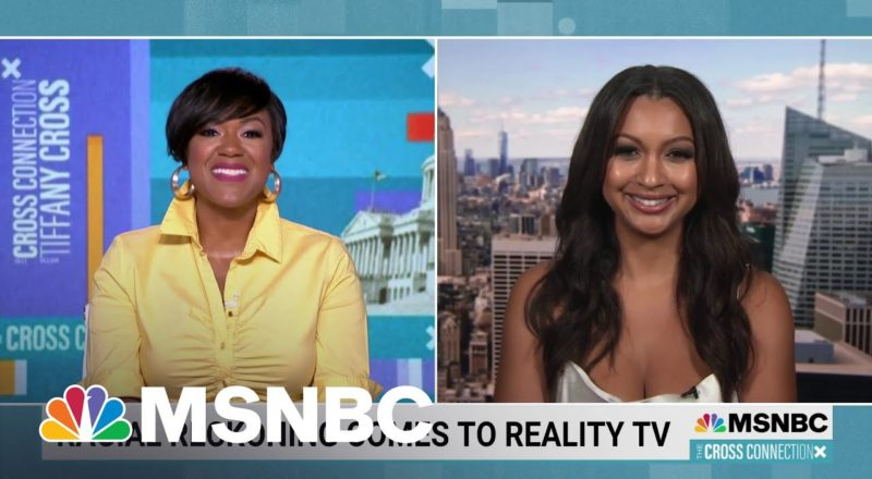 The Real Housewives of NYC Cast Member Talks About Race And Reality TV 1