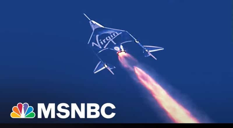 Virgin Galactic Flight Is 'Not Just A Dream, But A Reality Check' 1