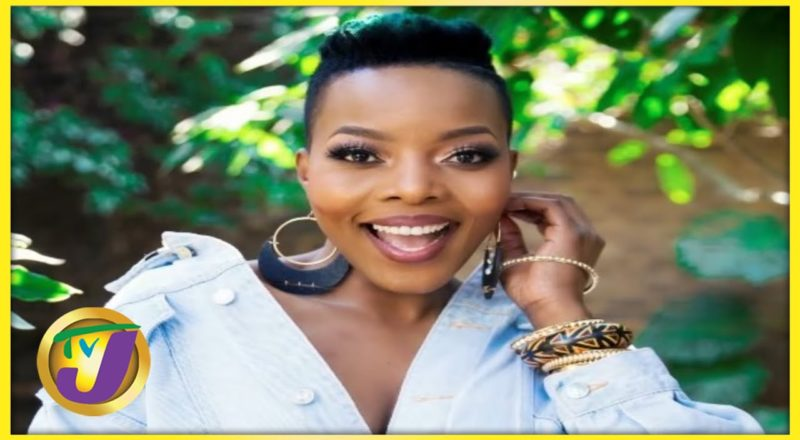 Nomcebo Zikode   Jerusalema The Song That Had Everyone Dancing   TVJ Smile Jamaica 4