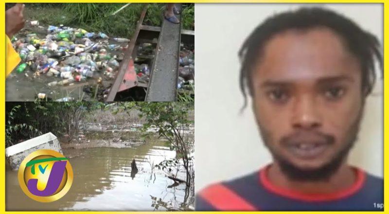 Alleged Gang Member Captured | Khanice Jackson Murder Suspect Remanded | $803m in Storm Damages 1
