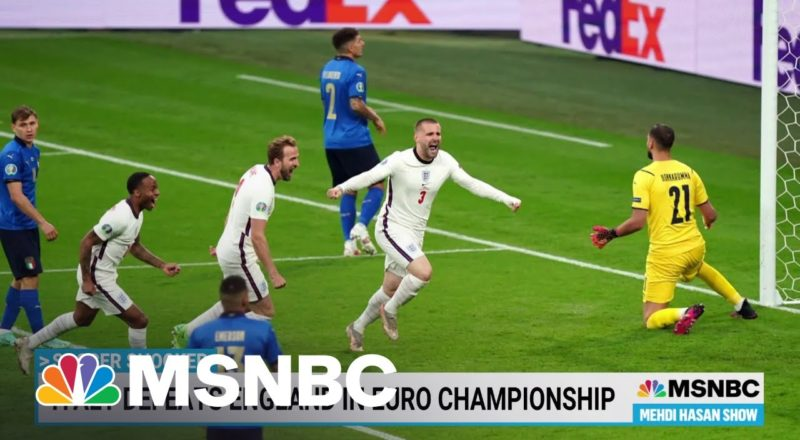 Football Isn't Coming Home, But England Has A Lot To Be Proud Of 8