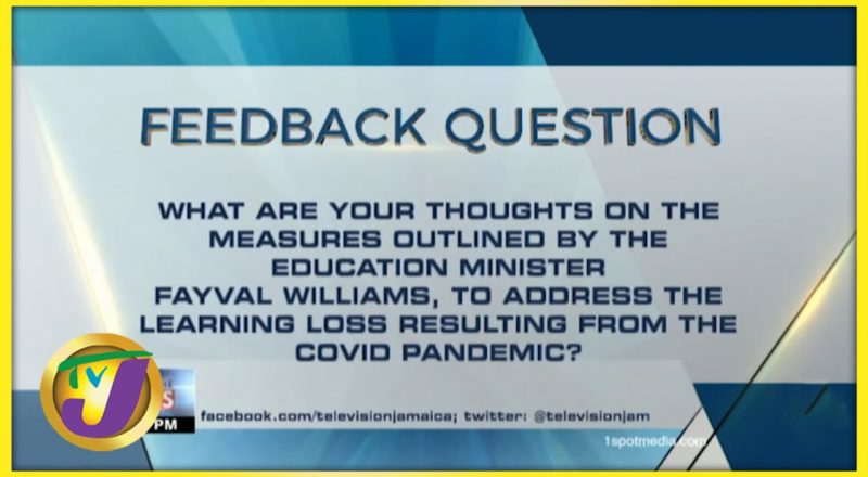 Feedback Question | TVJ News 1