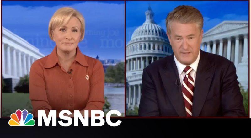 Watch Morning Joe Highlights: July 12th | MSNBC 9