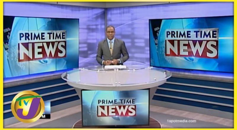 Jamaican News Headlines | TVJ News - July 9 2021 1