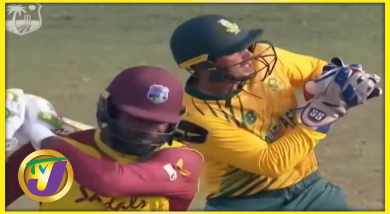 West Indies Vs Australia Series | TVJ Sports Commentary - July 9 2021 1