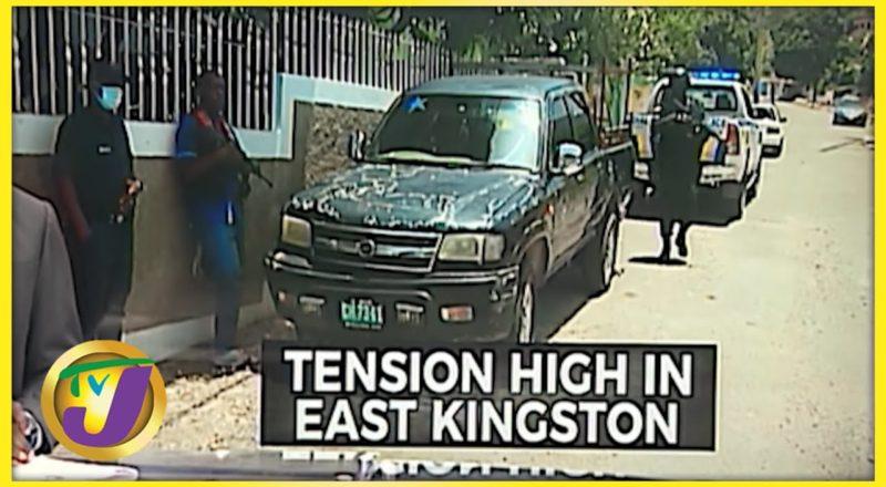Gang War in Bull Bay, St. Andrew in Jamaica | TVJ News - July 9 2021 1