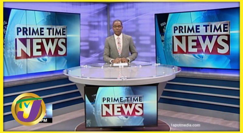 Jamaican News Headlines | TVJ News - July 10 2021 1