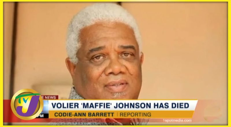 Jamaica's Renowned Actor Volier 'Maffie' Johnson Has Died | TVJ News - July 10 2021 1