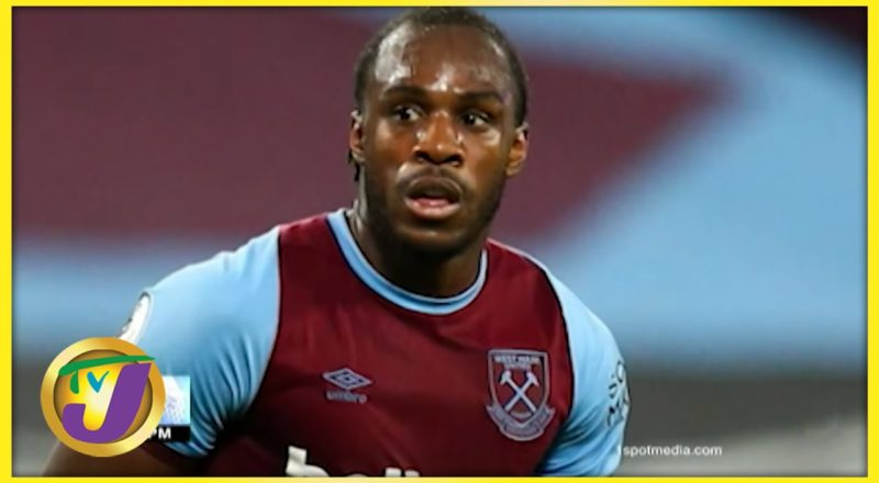 Michail Antonio not Expected in Jamaica's Gold Cup Squad | TVJ Sports 1