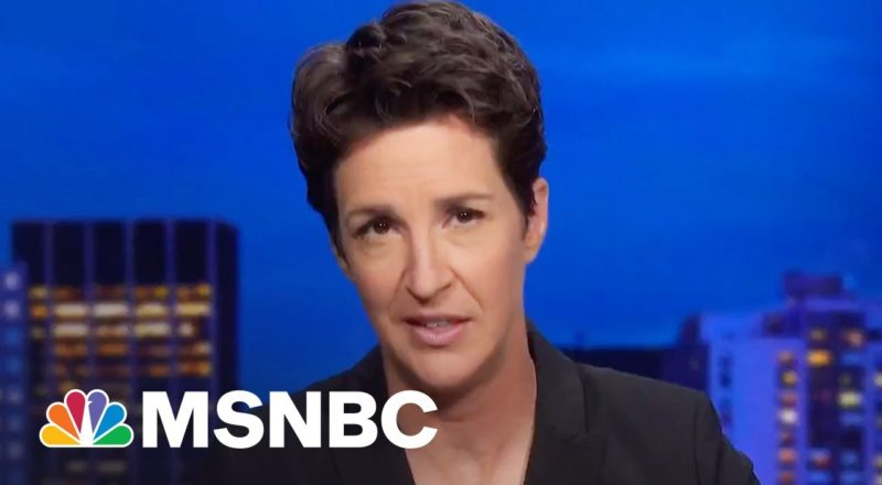 Watch Rachel Maddow Highlights: July 12th | MSNBC 1