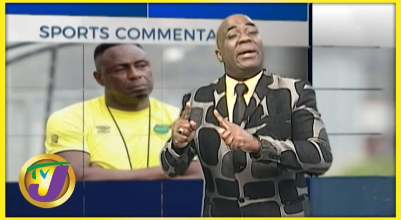 Jerome Waite | TVJ Sports Commentary 1