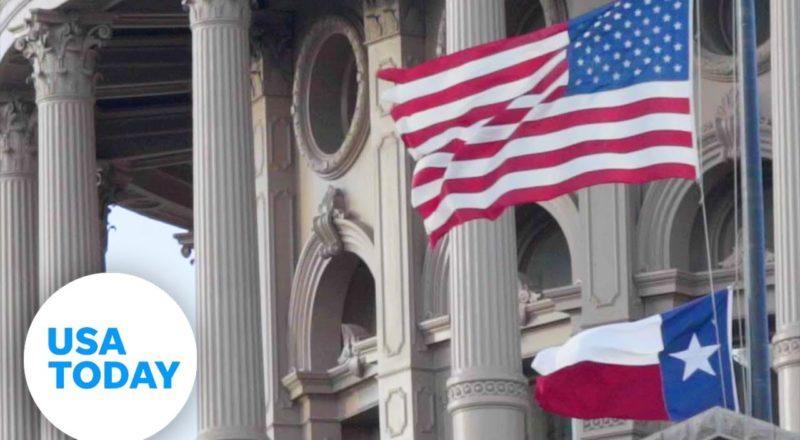 Texas Democrats flee state to block voting bill 1