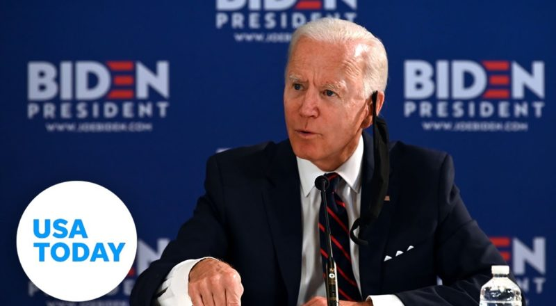 President Biden discusses constitutional right to vote | USA TODAY 7