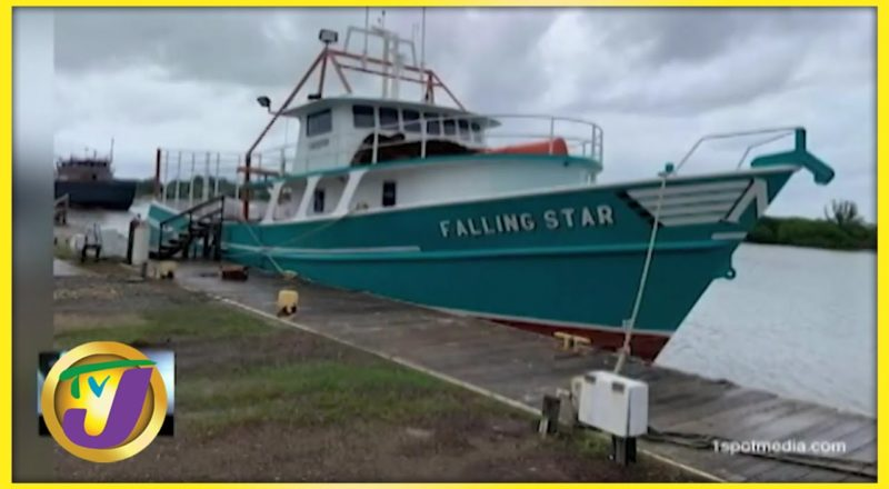Search on for Missing Boat in Jamaican Waters with 15 Crew Members | TVJ News 1