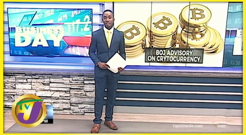 Bank Of Jamaica Warns Against Cryptocurrency Use   TVJ News - July 12 2021 1