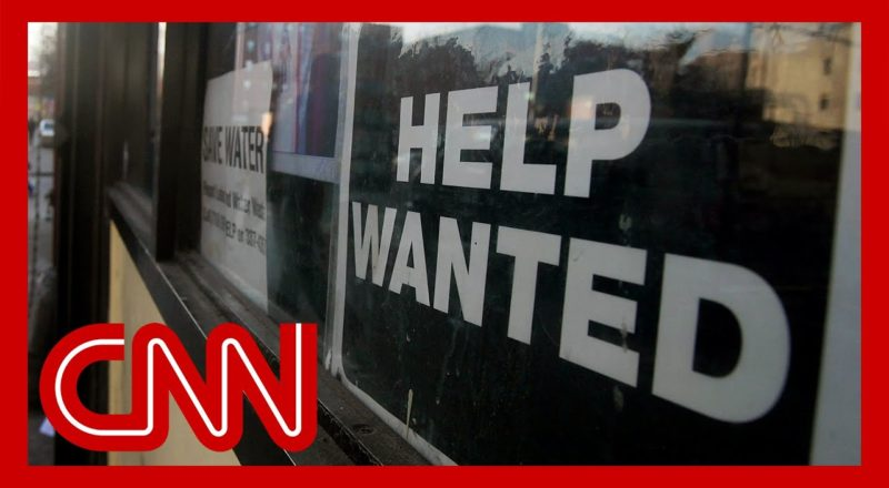 Economist explains why there are so many job openings 7