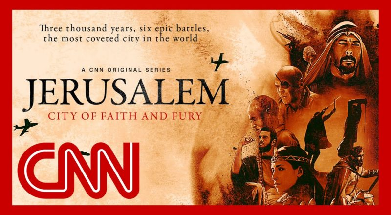 CNN series tells the story of Jerusalem, one of the most controversial cities in history 1