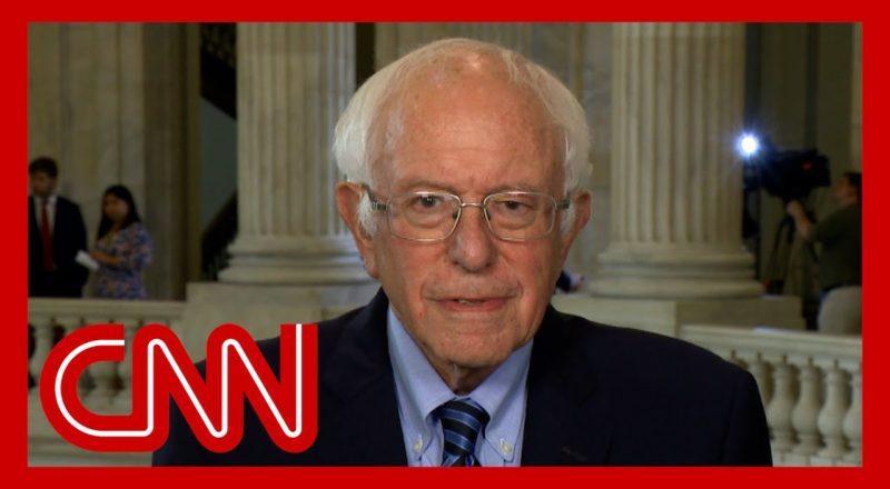'Inflation is a real concern': Bernie Sanders on spending plan 1